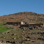 In the foothills of the Atlas Mountains